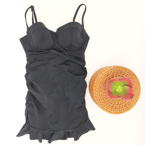 Seafolly Other - Anthropologie sea folly one peice swimsuit